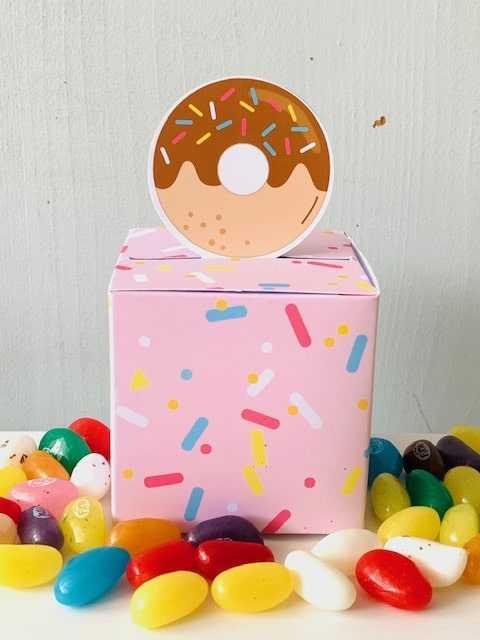 cadeaudoosje donut