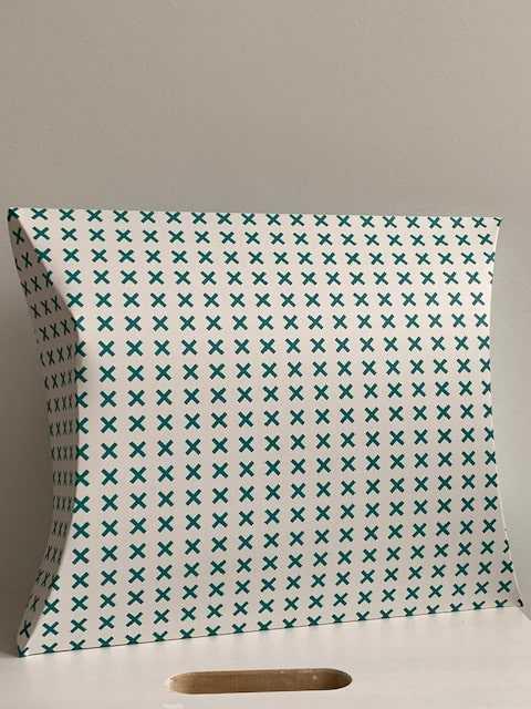 pillowbox kruisjes