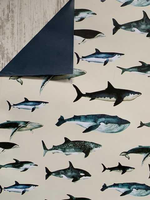 inpakpapier haai