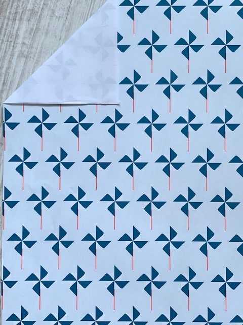 inpakpapier windmolen