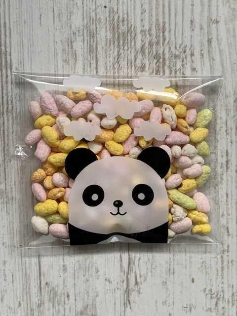 cellofaanzakje panda